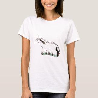 Camiseta O sonho da zorra do azevinho