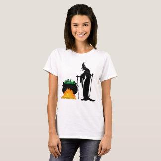 Camiseta O sorceress e o caldeirão