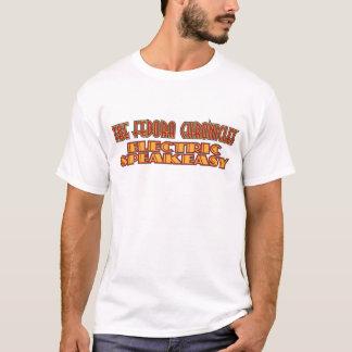 Camiseta O Speakeasy elétrico das crónicas de Fedora