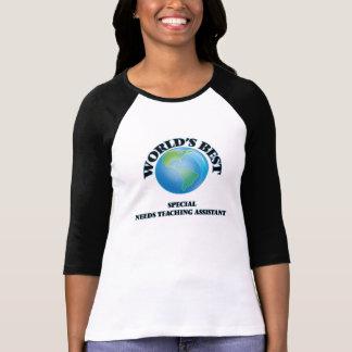 Camiseta O Special do mundo melhor precisa o assistente de