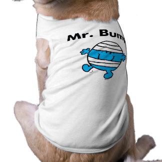 Camiseta O Sr. Colisão do Sr. Homem | é um Clutz