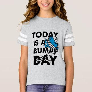 Camiseta O Sr. Colisão | é hoje um dia instável