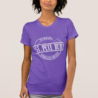 Camiseta O St. Pete BCH intitula