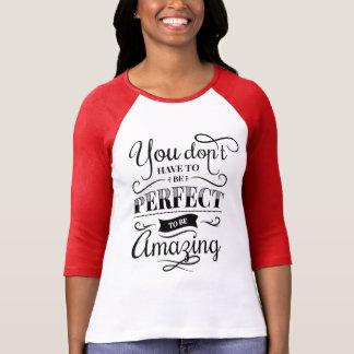 Camiseta O sucesso da atitude sonha a confiança inspirador