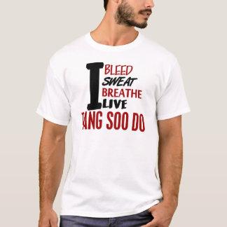 Camiseta O suor TANG SOO do sangramento FAZ 1,1