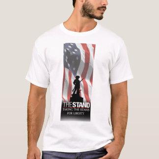 Camiseta O suporte