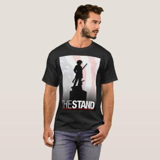 Camiseta O suporte (cheio)