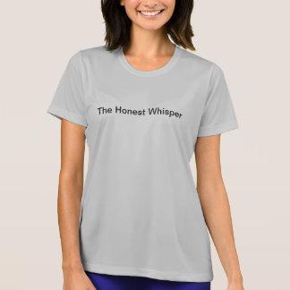 Camiseta o sussurro honesto