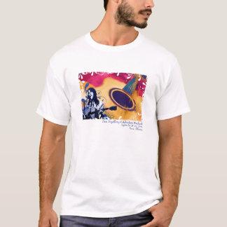 Camiseta O T 2012 dos homens do fim de semana da celebração