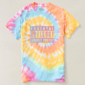 Camiseta O T ácido dos homens