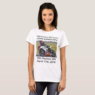 Camiseta O T básico das mulheres