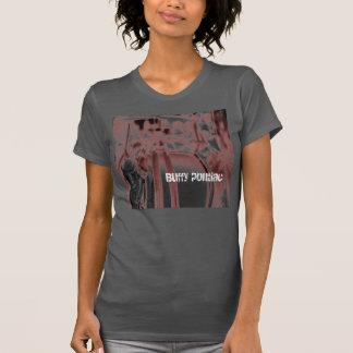 Camiseta O T básico das mulheres Buffy de Pontiac