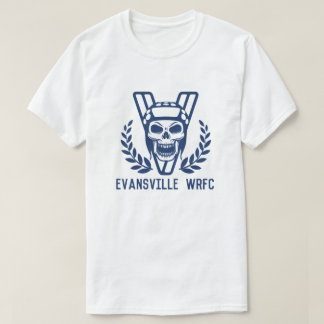 Camiseta O T básico dos homens dos vândalo