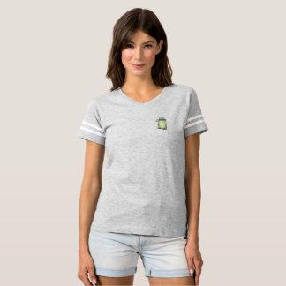 Camiseta O T conservado do time do colégio da princesa FL