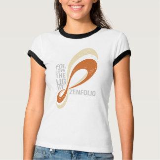 Camiseta O T da campainha da senhora