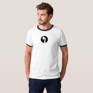 Camiseta O T da campainha de Montessori do lugar de