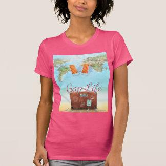 Camiseta o T das mulheres da graduação dos estudantes da
