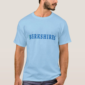 Camiseta O T de Berkshires pelo switchtee