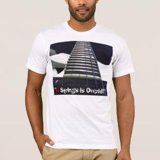 Camiseta O T de JSP