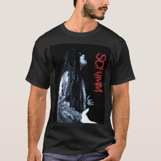"""Camiseta O T de """"Scrimm"""" das CEIFEIRAS do PECADO"""