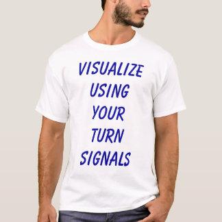 Camiseta o T do corredor