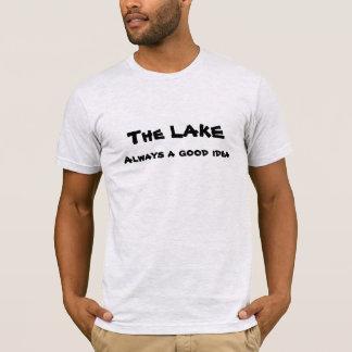 Camiseta o T do lago