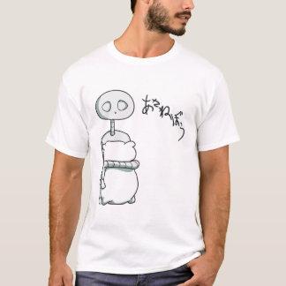 Camiseta O T do miúdo de Asanebou