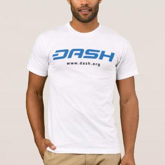 Camiseta O T do traço pede wT3