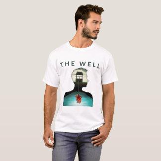 Camiseta O T dos homens