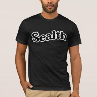 Camiseta O T dos homens clássicos de Sealth