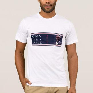 Camiseta O T dos homens de Cain 2012