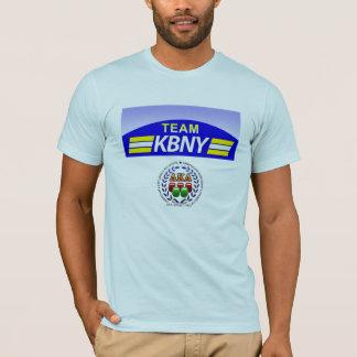 Camiseta O T dos homens de KBNY