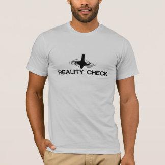 Camiseta O T dos homens do início: Confrontação com a