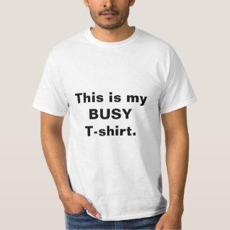 """Camiseta O T """"dos homens engraçados das citações do t-shirt"""
