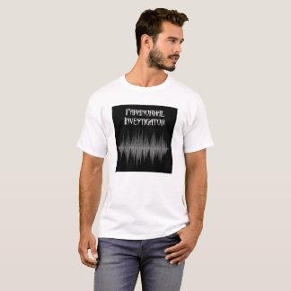Camiseta O T dos homens Paranormal de Soundwave do
