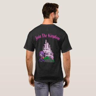 Camiseta O T gráfico dos homens do jogo de LordRai