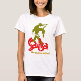 Camiseta O T Nano das mulheres da salsa!