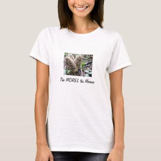 Camiseta O T O MOREL das mulheres mais alegres