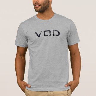 Camiseta O T oficial de VOD (Init)
