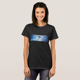 Camiseta O T oficial do pássaro! (mulheres)