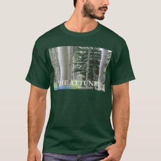 Camiseta O t-shirt afinado