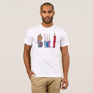 Camiseta O t-shirt | BALTIMORE dos homens, DM (BWI)
