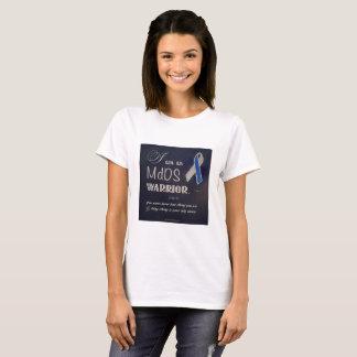 Camiseta O t-shirt básico da mulher - guerreiro de MdDS