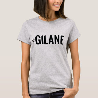Camiseta O t-shirt básico das mulheres