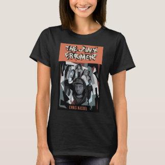 Camiseta O t-shirt básico das mulheres da capa do livro