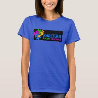 Camiseta O t-shirt básico das mulheres do CCB (horizontal)