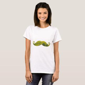 Camiseta O t-shirt básico das mulheres do sol de Boho,