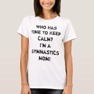 Camiseta O t-shirt básico das suas mulheres feitas sob