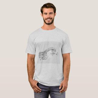 Camiseta O t-shirt básico dos grandes homens filipinos de