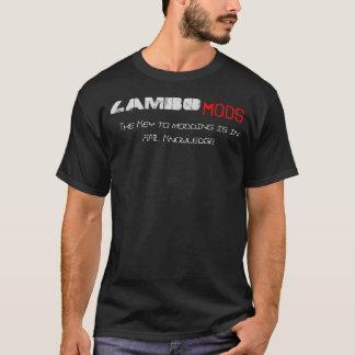Camiseta O t-shirt básico dos homens - conhecimento de XML
